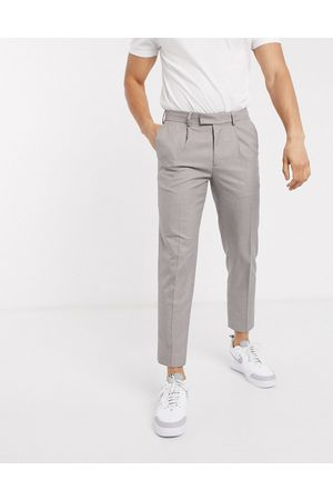 River Island Skinny smart trousers in check