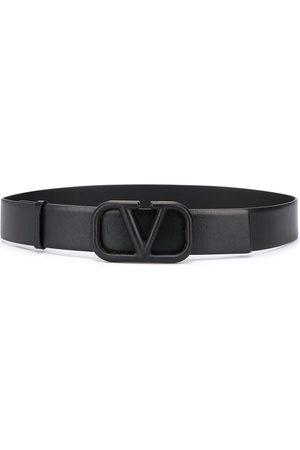 VALENTINO GARAVANI Adjustable VLOGO buckle belt