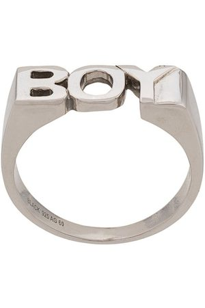 Maria Black Boy ring