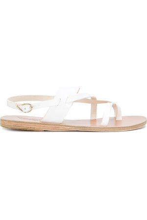 Ancient Greek Sandals Women Sandals - Alethea flat sandals
