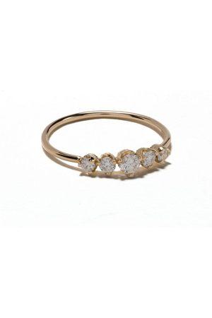 Zoe Chicco 14kt five diamond ring