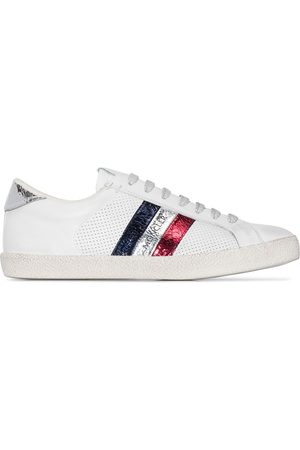 Moncler Alyssa leather sneakers