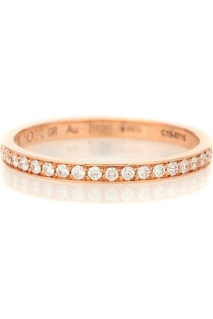 Repossi Berbere XS 18kt rose ring with diamonds