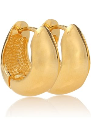 Sophie Buhai Hinged Hoops 18kt -plated earrings