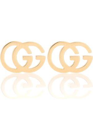 Gucci GG 18kt stud earrings