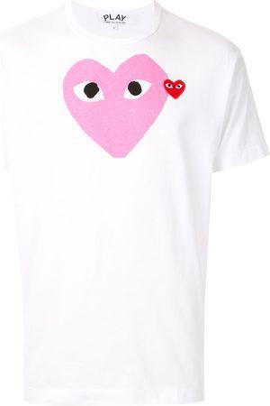 Comme des Garçons Logo print T-shirt
