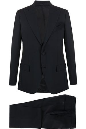 LARDINI Single-breasted two-piece suit