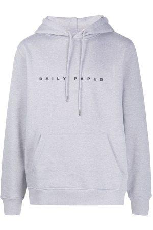 Daily paper Logo print hoodie