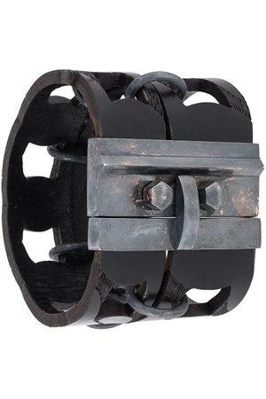 Gianfranco Ferré 2000s chunky bracelet