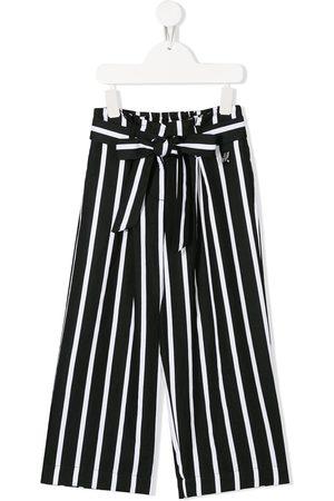 MONNALISA Girls Pants - Pinstripe trousers
