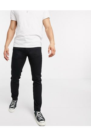 Levi's Youth 512 slim tapered fit lo-ball jeans in stylo advanced stretch