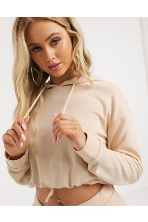 South Beach Cropped hoodie in