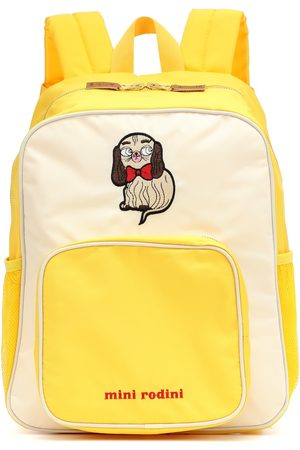 Mini Rodini Dashing Dog backpack