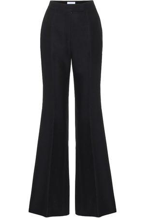 GABRIELA HEARST Leda high-rise wool-blend pants
