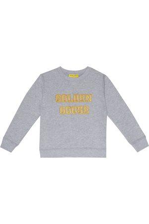 Golden Goose Logo cotton-jersey sweatshirt