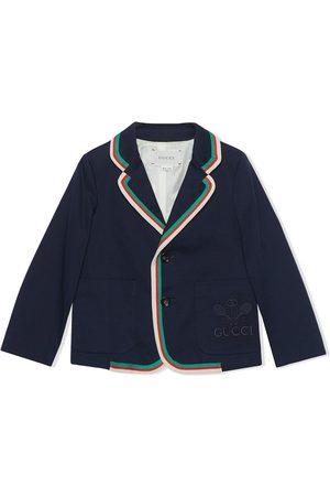 Gucci Gucci Tennis gabardine jacket