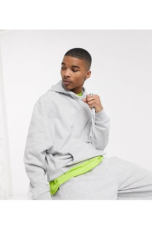 COLLUSION Hoodie in marl