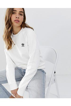 adidas Essential crew neck sweatshirt in