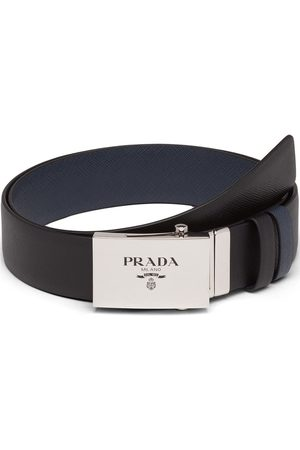 Prada Reversible buckle belt