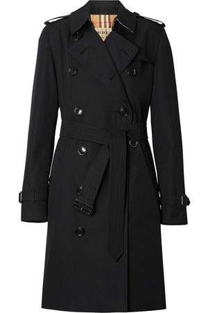 Burberry Kensington fit trench coat