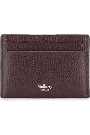 MULBERRY Logo slip cardholder