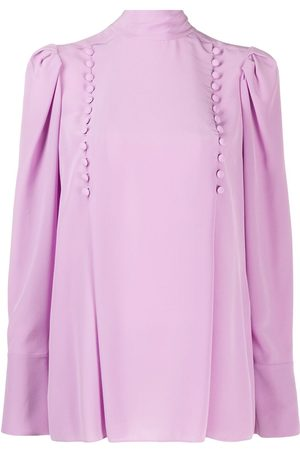 Givenchy Buttoned detail blouse
