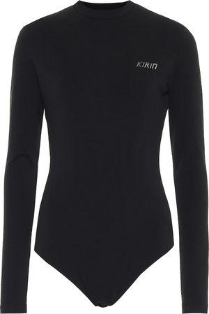 Kirin Stretch-cotton bodysuit