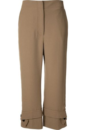 3.1 Phillip Lim TROUSERS W BELTED CUFF