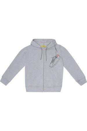 Golden Goose Kids Cotton hoodie