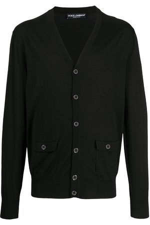 Dolce & Gabbana Button up knitted cardigan