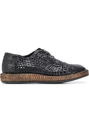 Dolce & Gabbana Braided Derby lace-up shoes