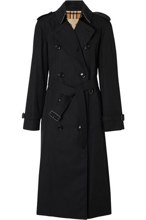 Burberry Waterloo Heritage double-breasted trench coat