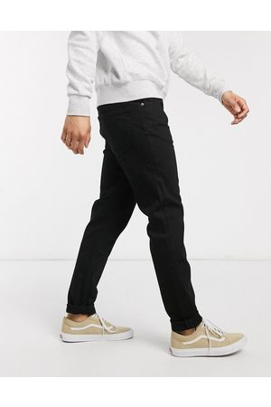 Weekday Sunday relaxed tapered jeans in