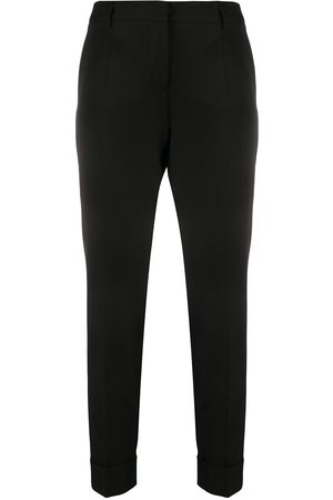 BLANCA Preziosa tapered trousers