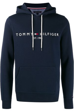 Tommy Hilfiger Embroidered logo hoodie