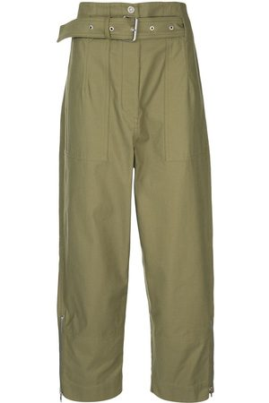 3.1 Phillip Lim Belted cargo pants