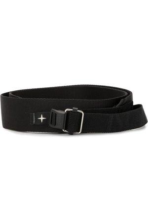 Stone Island Webbing logo strap belt