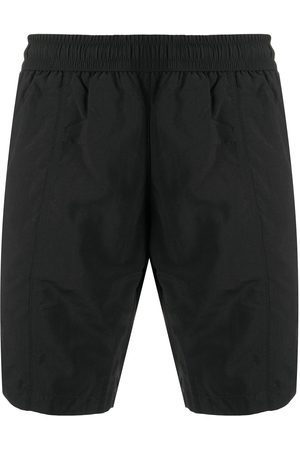 Ami Long swim shorts