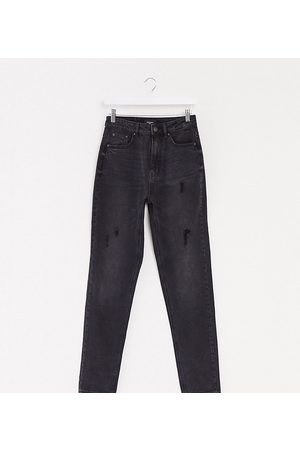 Vero Moda Tall Mom jeans with high waist in