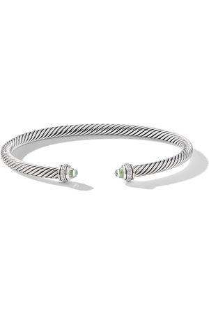 David Yurman Diamond cable bangle