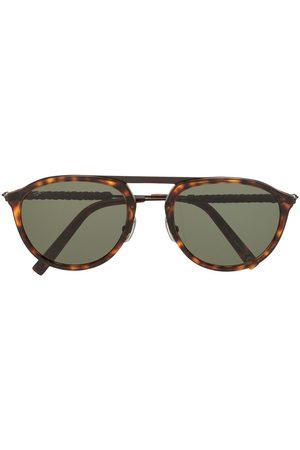 Tod's Aviator-frame sunglasses