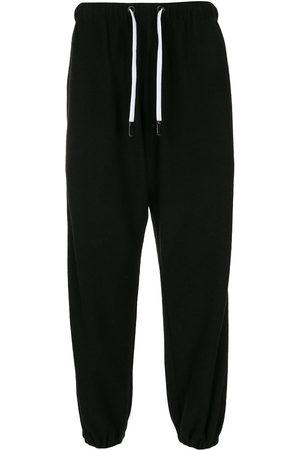 Natasha Zinko X Duo cotton jogging pants