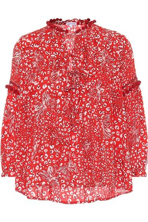 POUPETTE ST BARTH Exclusive to Mytheresa – Clara printed blouse