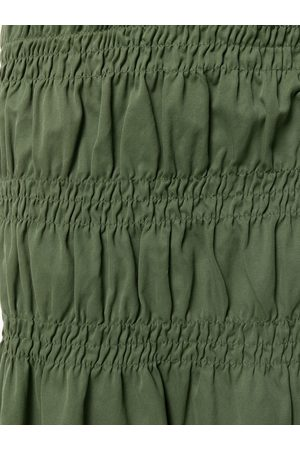 ROMEO GIGLI Gathered short skirt