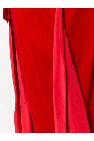 A.N.G.E.L.O. Vintage Cult Long strapless dress
