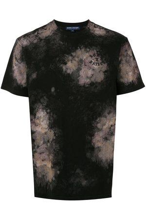 BornxRaised Men Short Sleeve - Tie-dye print T-shirt