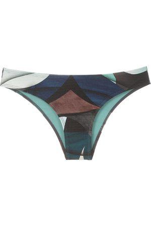 Lygia & Nanny Waikiki printed bikini bottom