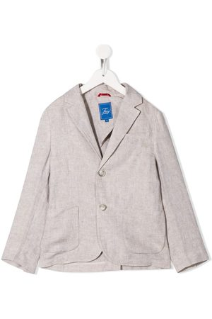 FAY KIDS Single-breasted blazer