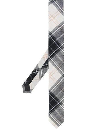 Gianfranco Ferré Pre-Owned 1990s check print tie