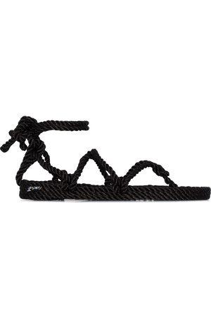 Nomadic state of mind Romano rope sandals